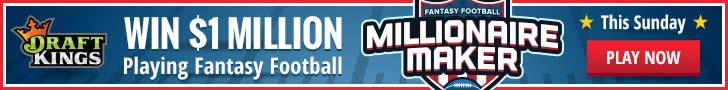Draftkings NFL Millionaire Maker Contest
