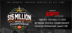 Draftkings Fantasy Football Championship