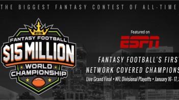 Draftkings Fantasy Football Championship