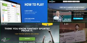daily fantasy sports site list