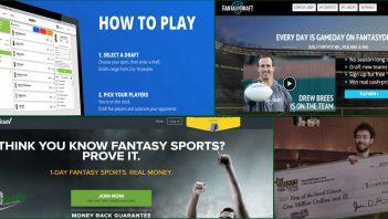 daily fantasy sports site list