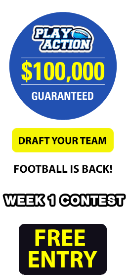 Free NFL Week 1 Contest