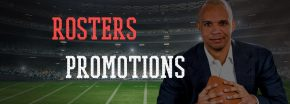 rosters promotions