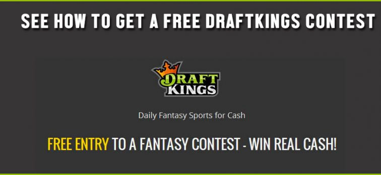 draftkings free contest