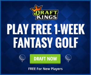 Fantasy Golf Contest