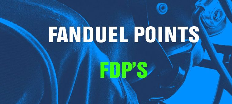 fanduel points fdp