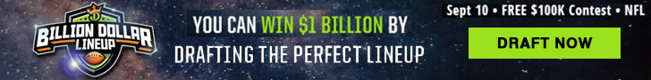 draftkings billion