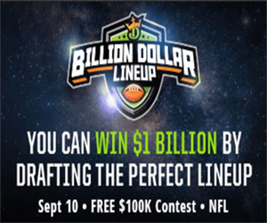 Free Contest at DraftKings